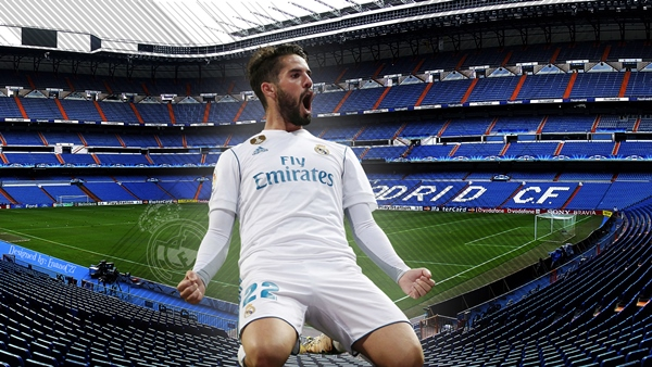 Start Screen Isco PES 2018 - by Enanoc27