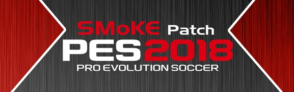 Smoke Patch X14 PES 2018 PC All In One