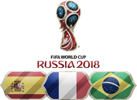 Brightness Logos Fifa World Cup Russia 2018 PES 2018 - by VMFT9