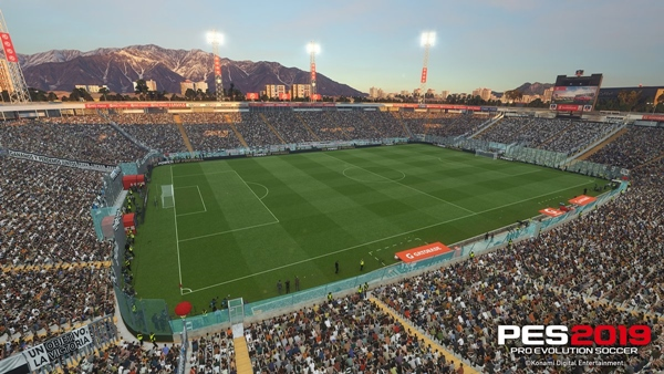 El estadio del ColoColo, El Monumental, estará en PES 2019