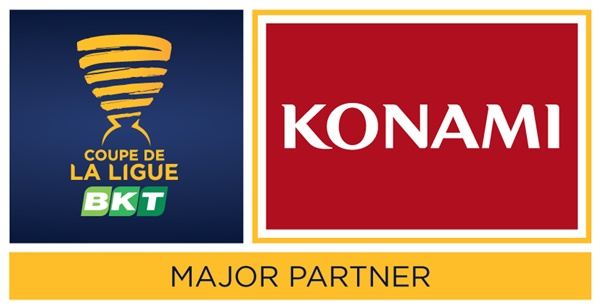 PES 2019: Konami nombrado major partner de la Coupe de la Ligue BKT de Francia