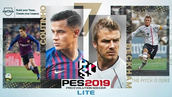 La versión GRATIS de PES 2019 ya está disponible