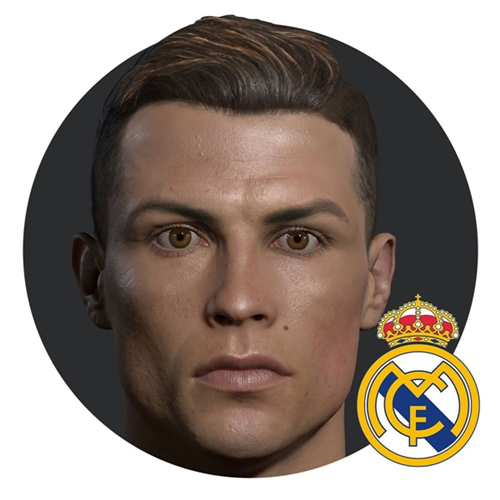 real madrid pes 2019