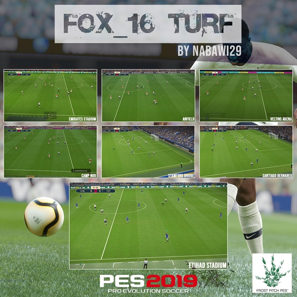 cesped pes 2019