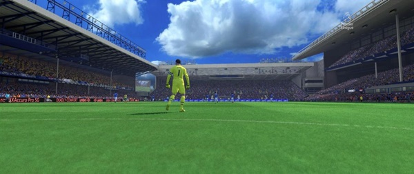 Goodison Park Everton PES 2019 Convertido - by Orsest