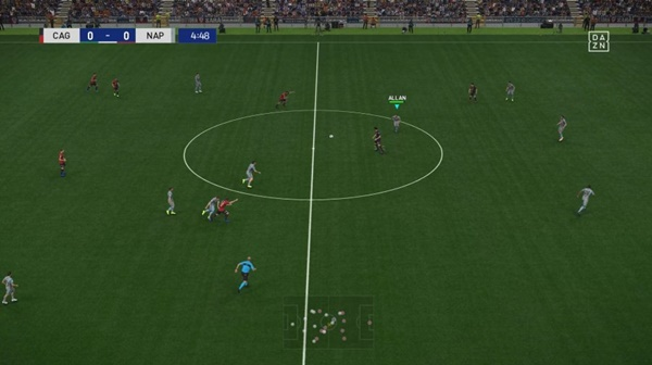 Marcadores Serie A Sky and DAZN PES 2019 - by tabs78