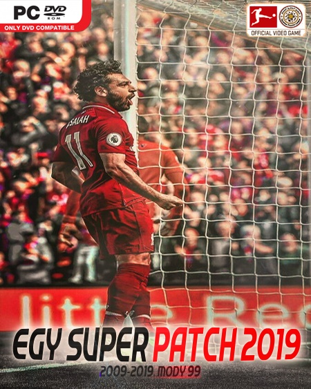EGY Super Patch PES 2019 3 0 - by Mody 99