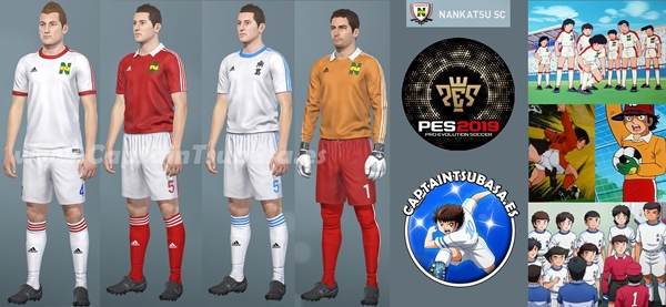 option file pes 2019