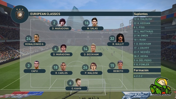 option file leyendas pes 2019