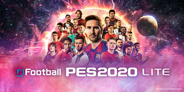 eFootball PES 2020 Lite ya está disponible para PS4, Xbox One y PC