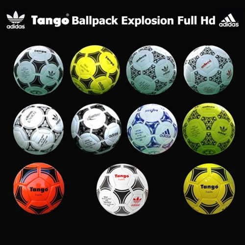Adidas Tango Ballpack Explosion Full HD - by Vito