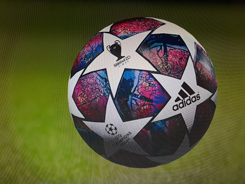 Balon Final UEFA Champions League 2020 PES 2020 PC - by danyy77