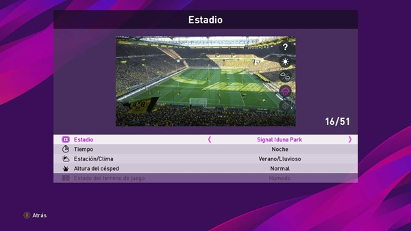 Signal Iduna Park PES 2020 PC - by Jostike Games