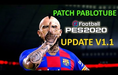PabloTube Patch V1 eFootball PES 2020 PC