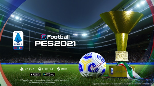 El Data Pack 2.0 de eFootball PES 2021 Season Update ya está disponible