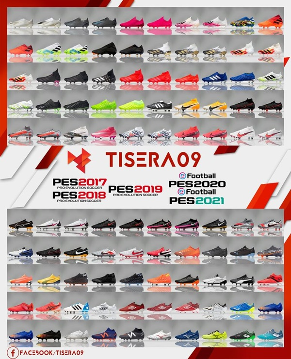 Bootpack Season 1 PES 2021 a PES 2017 - by Tisera09