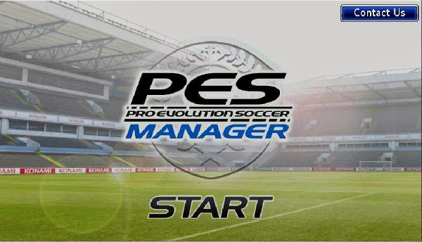 Konami anuncia que PES Manager será lanzado pronto