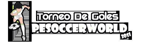 Votaciones torneo de Goles PeSoccerWorld - Octubre