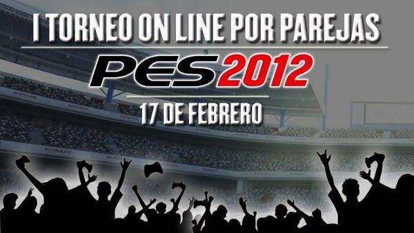 Juega el primer torneo online por parejas de PES2012