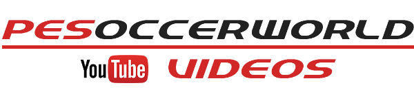 Tus vídeos de PES en nuestro canal de Youtube